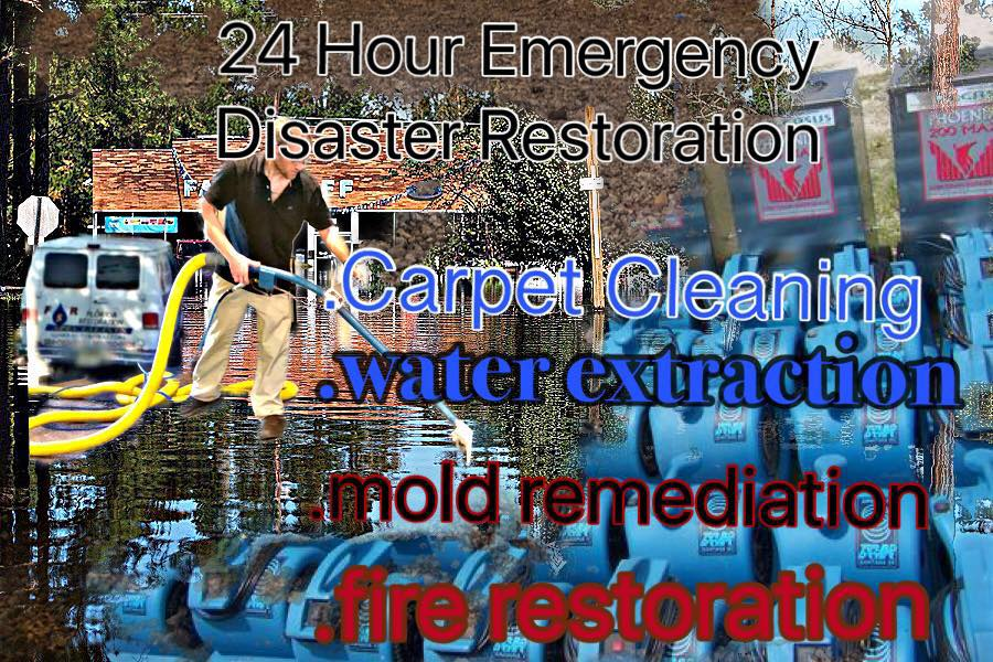 24 Hour Emergency Disaster Restoration